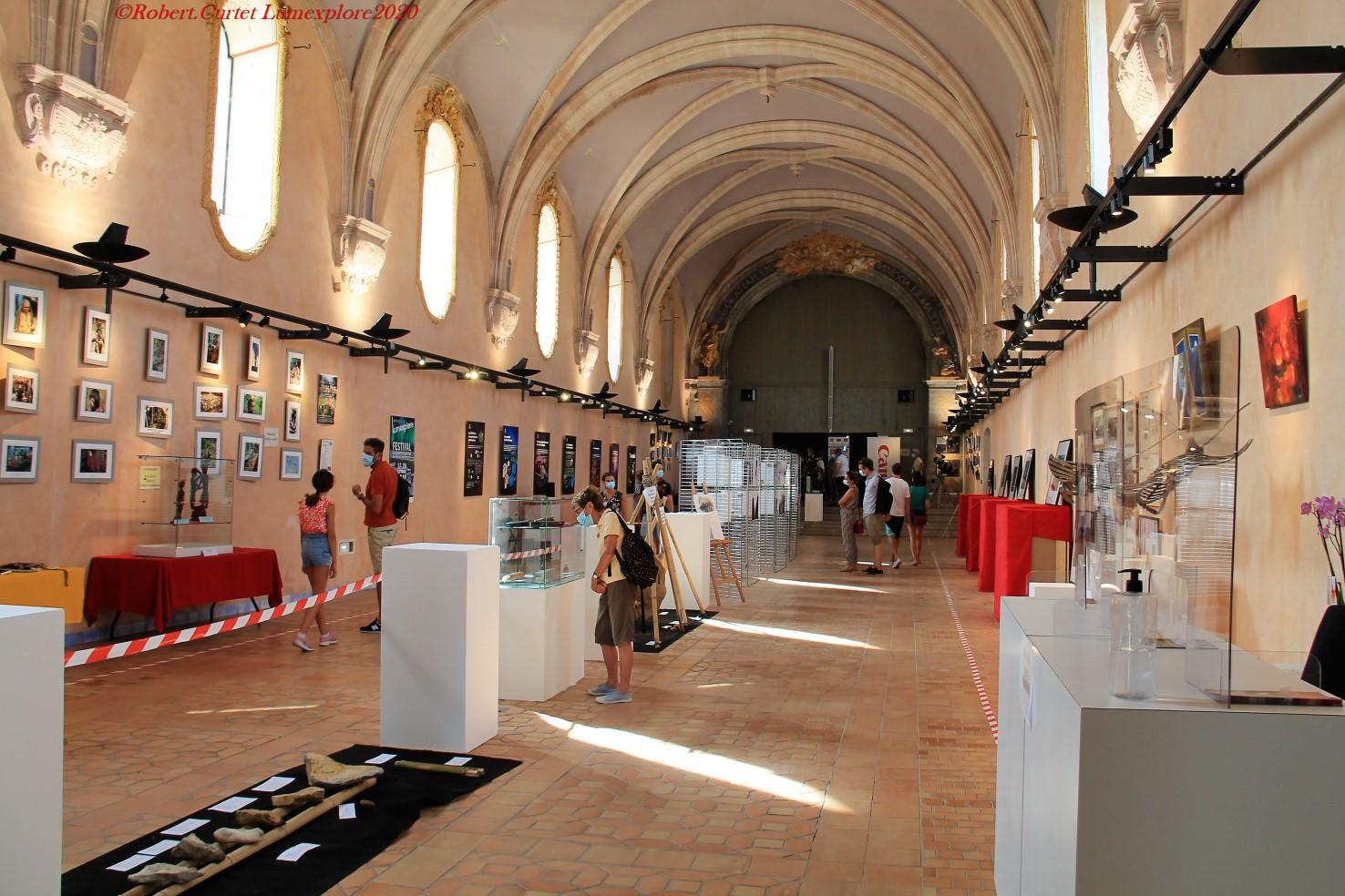 Expositions 2020, chapelle des Pénitents