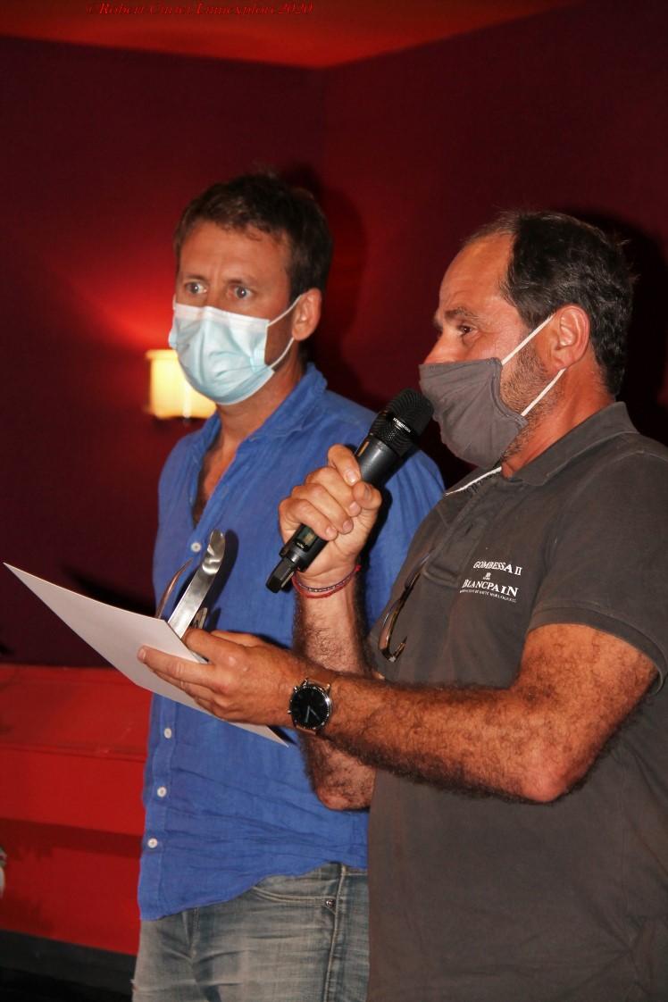 Laurent BALLESTA et Gil KEBAILI